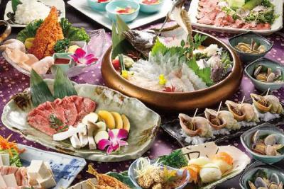 エンターテイメント性に富んだ鮮魚を楽しめる居酒屋&カニ料理店。未経験者も大歓迎です。