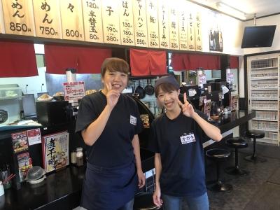 アルバイトするなら「らーめん雷蔵」諸岡店でキマリ!週2日~、1日3時間~シフトインOK!