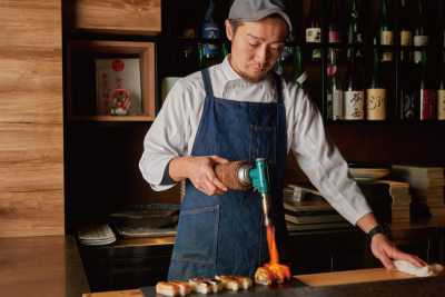 寿司・居酒屋・焼鳥・ラーメン・カフェなどを世界各地で展開している、「KINKA FAMILY」。
