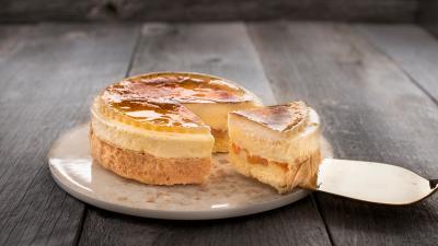 個性豊かな洋菓子ブランドの商品づくりをになうセントラルキッチン。