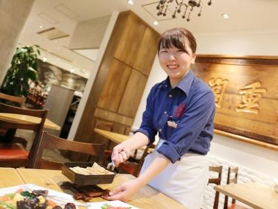 <梅田・中華料理店>日本中で大人気の中華料理店が新規オープン! 本場で愛される家庭の味にこだわった人気の中華料理店の立ち上げメンバー募集です!