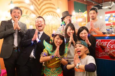 来年5月に東京、秋に大阪で開店する新店舗のオープニングスタッフも!