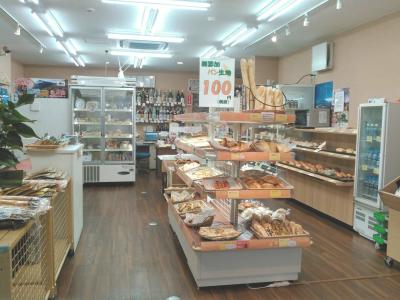 しみず運送株式会社 『無添加生地パンと焼酎の店 薩摩路 東三国店』