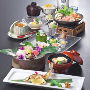 和歌山の旬の食材を使った料理の数々。和食の調理スキルを上げたい方にもピッタリです。