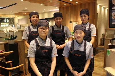 横浜市内の『大戸屋』3店舗同時募集!二俣川駅ビル店は2018年4月末にオープンする新店です!