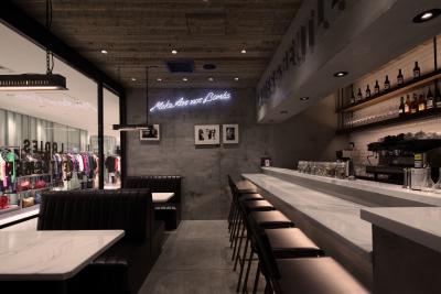 株式会社トランジットジェネラルオフィス 「BISTRO CAFE LADIES & GENTLEMEN」