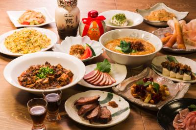 少人数様から最大80名様までの宴会メニューも豊富な中華バルにて、キッチンスタッフとしてご活躍を!