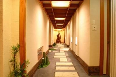 紀州ならではの多彩なメニューをとり揃える日本料理店。