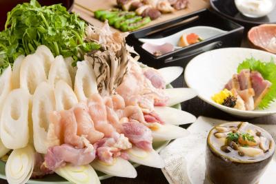 『ひない小町』は、秋田県産の比内地鶏をメインに、秋田の郷土料理もご提供しています