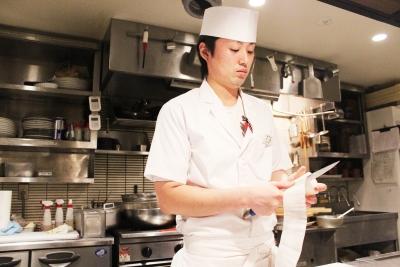 未経験も応募OK◎経験が浅い方には、イチから調理のノウハウをレクチャーしていくのでご安心ください。