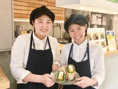 野菜の美味しさを提案する人気のカフェで楽しくアルバイトしませんか!