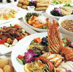 海鮮をふんだんに使った広東料理をはじめ、台湾料理もお任せいたします