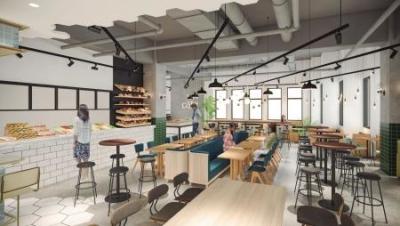 『ホテルWBF西町(仮称)』は、2020年7月オープン予定。スキルにより料理長スタートのチャンスも◎