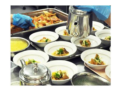「味」や「食感」はもちろん「見た目」にももこだわった「食」をご提供している特別養護老人ホームです。