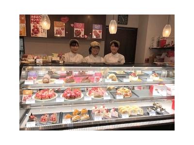 60年続く青果問屋がプロデュース!フルーツとスイーツのお店でスタッフを募集します。