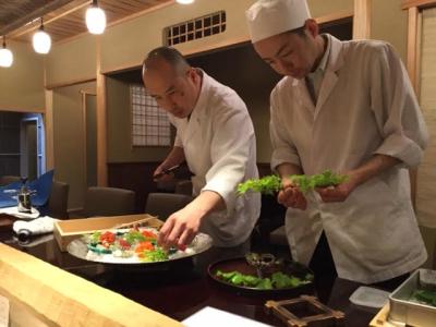 伝統と真摯に向き合う京料理店で、調理スタッフを募集します。