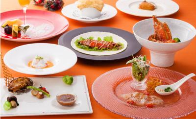 広東料理をベースとした王道の中国料理をご用意。