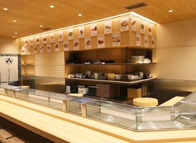 寿司一筋に創業40年余。関東をメインに海外にも出店するすし店です。