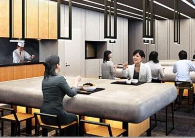 新大阪でオープンするホテル1階のつけそば店で、キッチンスタッフとしてご活躍を!(画像はイメージ)