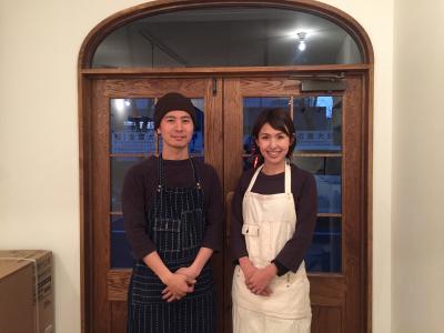 2020年1月22日にオープンする姫路のネオビストロ◎オーナー夫婦を中心に、少人数で運営する予定です