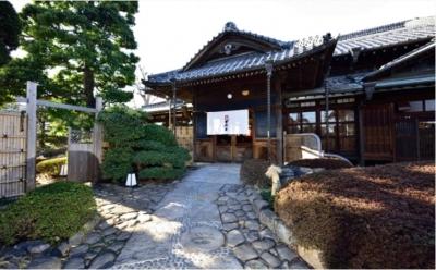 日本文化が好きな方、調理人としてキャリアを積みたい方にぴったりな環境です(武蔵野立川屋敷外観)