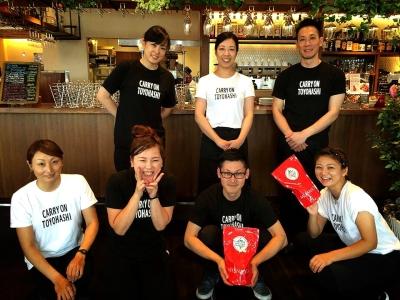 パティスリー併設のカフェで、若くてフレッシュなメンバーとともに働いてみませんか!