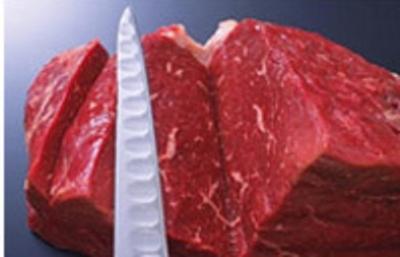 職人が厳選した常陸牛など近県産和牛を使用しています。