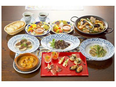 静岡を中心に展開する本格スペイン料理店でホールスタッフの募集です