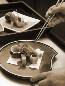 当館ならではの、和食創作料理が学べます
