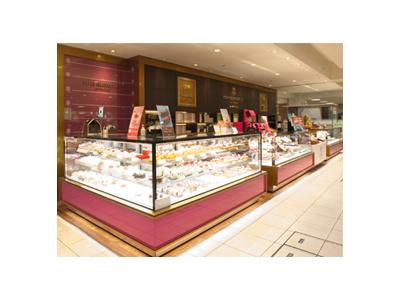 国内外で展開中の洋菓子ブランド2業態で、販売スタッフを募集中です!