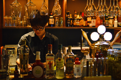 エイムエンタープライズ株式会社 『ミナミ酒場』