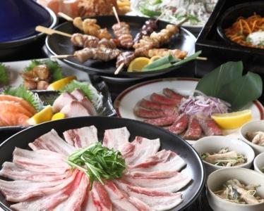 地産地消にこだわり静岡県産の食材を中心に調理を提供していきます!