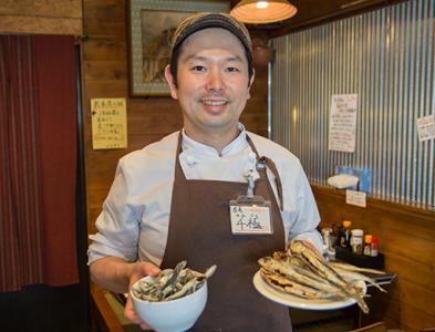 仙台市内でも屈指の繁盛店を自負する『千極煮干』で、未経験から始めませんか◎