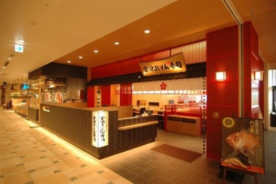 石川を中心に、直営14店舗、FC1店舗を展開中です