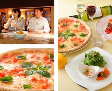 ピッツァやパスタなど本格イタリアンが名物のレストランで、サービススタッフ募集!