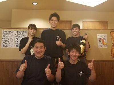 埼玉県内にある「炭火焼鳥 とさか」9店舗で、お客様との触れ合いを大切にできる店長候補を募集します!