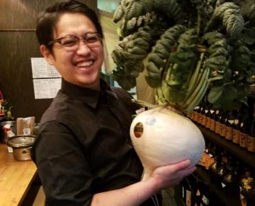 東大阪市内にある料理自慢の居酒屋で、あなたのスキルをみがきませんか?
