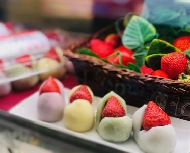 当社のおいしい和菓子を、たくさんの方に届けていってくれませんか?
