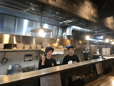 京都市中京区にある2つのラーメン店で、一緒に働く新しい仲間を募集します!