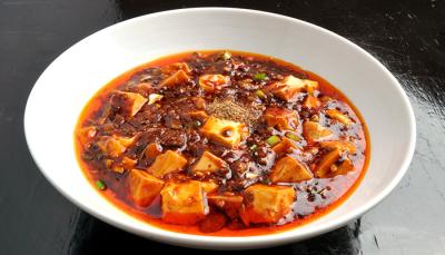 スパイシーなメニューや中国家庭料理が自慢です