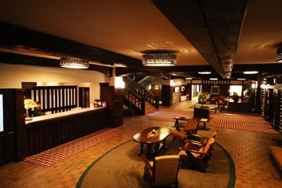 クラシックホテルならではの重厚感と上質な雰囲気にあふれています