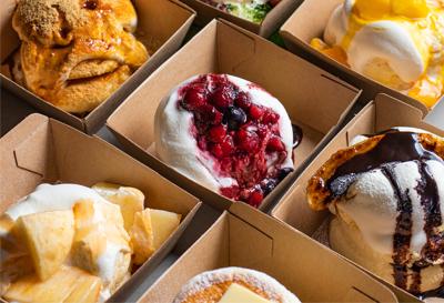 パンケーキ店を含め3業態がオープン予定!