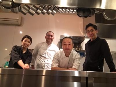 徳川町にある人気のフレンチレストランでイチから経験を身につけよう!