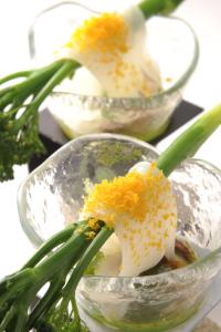 京野菜や新鮮な魚介など地元の食材にこだわり、京都だからこそ楽しめるイタリアンを提供。