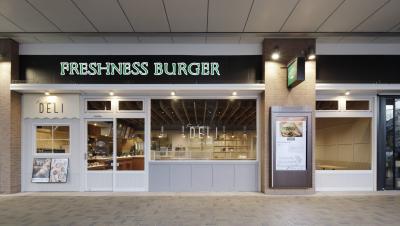 全国181店舗で展開している『FRESHNESS BURGER』は、今後も新店舗出店予定が続々!