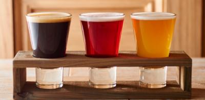 世界的にも人気が高まっている、クラフトビールの専門店です