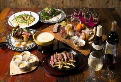 フランスからワイン&チーズを輸入する商社直営のビストロで、調理スキルを活かそう!