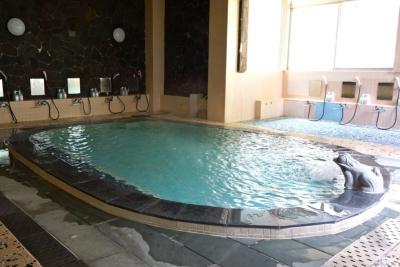 当ホテル自慢の温泉◎心身ともに癒されます。