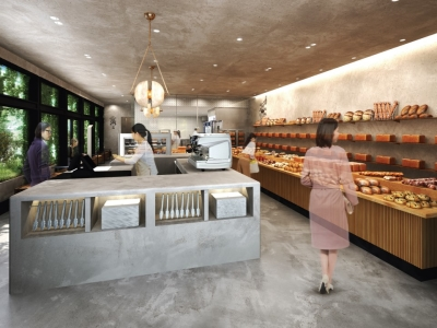 『Truffle BAKERY』3番目の店舗として、軽井沢に2020年3月に新規オープン!