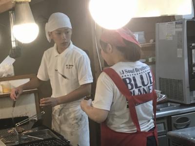 3年後の大きな目標へ向け、キッチンスタッフとして活躍してくださる方を募集!